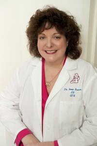 Anne Brown, M.D.