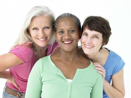 Women's Care Services for Ages 50 to 64