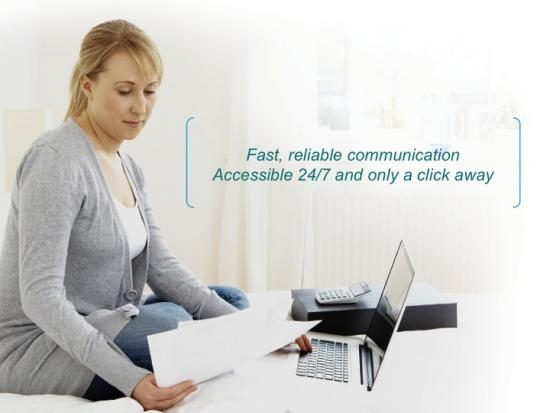 Fast, Reliable Communication available 24/7