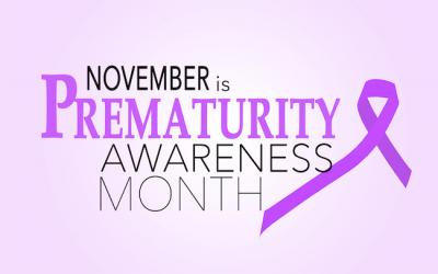 November is Prematurity Awareness Month