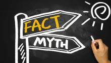 What's a fact and what is a myth?