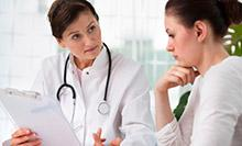 Discuss your pap smear results with your doctor